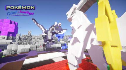 有人在「Minecraft」的世界裡打造了一款完整的「Pokémon」遊戲