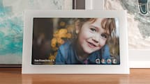 Fireside's smart picture frame melds machine learning and good looks