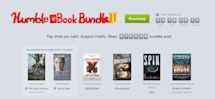 Latest Humble e-book Bundle lets you pick your own price for unicorns, Wheaton