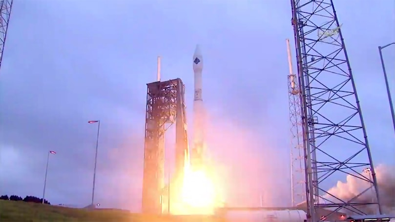 Orbital Sciences launches first spacecraft since 2014 explosion