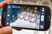 Samsung Galaxy S III focuses on photography sharing features, not cutting-edge optics