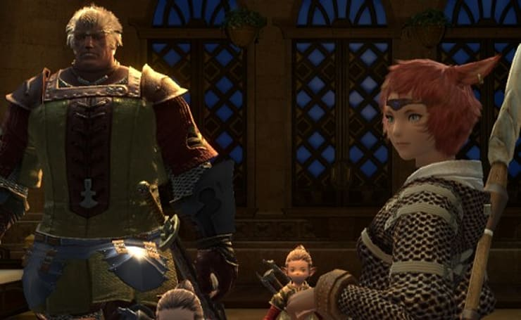 Late-month update for Final Fantasy XIV to include an item search