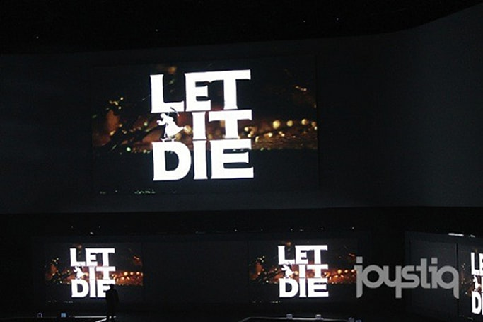 Suda 51's Let It Die delivers exclusive gore to PS4 [Update: trailer]