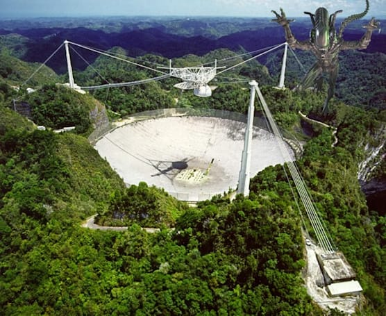 Save Arecibo: because aliens don't do voicemail