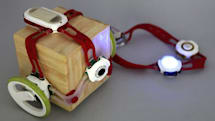 Plick hitches an elastic ride on the DIY robotics train (video)