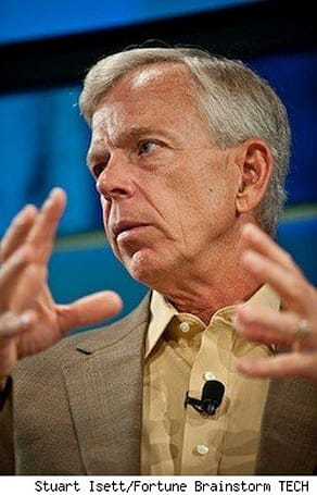 Verizon CEO: I sold Jobs on LTE for iPhone 5