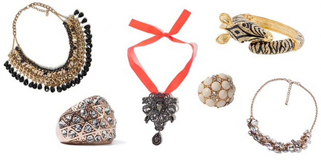 Statement Jewelry Perfect for the Holidays - All Under $100!