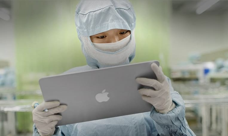 Apple supplier accused of labor violations once again