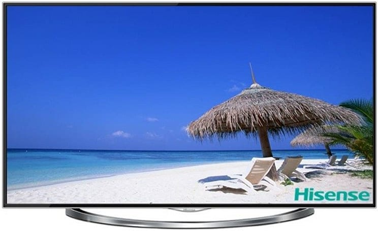 Hisense jumps into 4K TVs with the XT880, promises Android 4.0 and a sane size