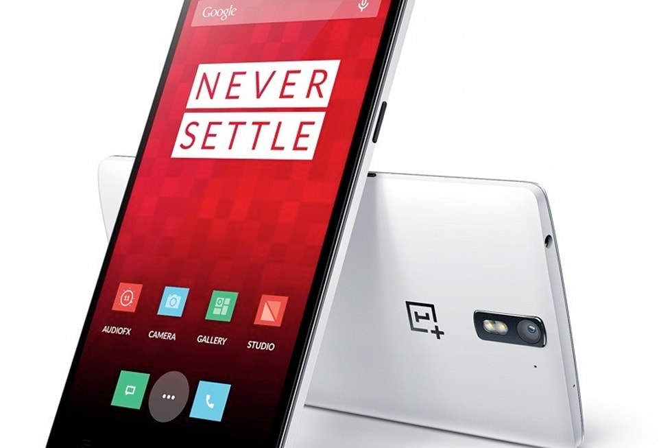OnePlus One press shots