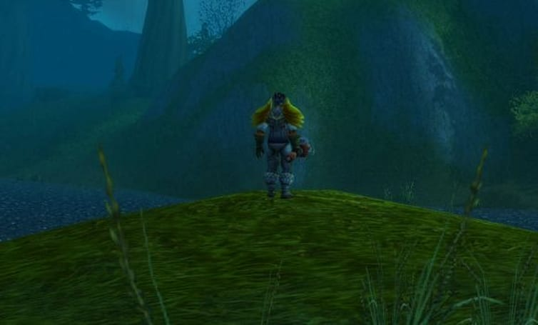 The myth of the World of Warcraft tourist