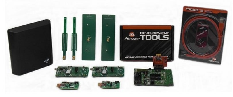 Powercast and Microchip fire up interest at a distance with wireless power development kit