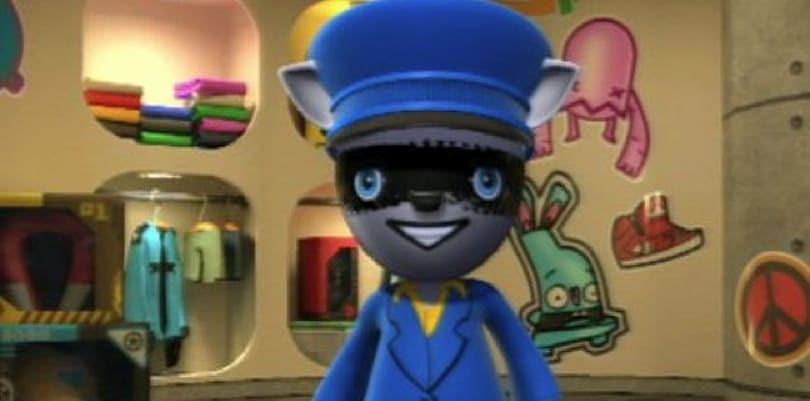 Sly Cooper makes glorious return ... in ModNation Racers