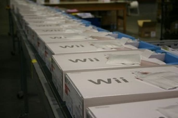 Starting now: Walmart.com selling 'tens of thousands' of Wiis