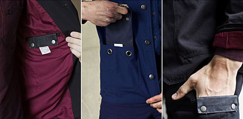 Keep the surveillers at bay with Orwell-inspired clothes