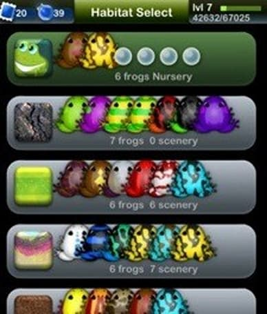 "NimbleBit: Over half a million playing Pocket Frogs, ""3-4%"" buying in-app purchases"