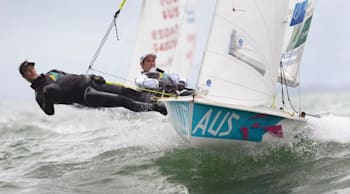 Sailing To Victory: Mathew Belcher and Will Ryan