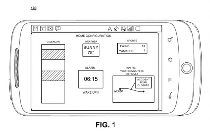 Google patents location-based mobile alerts that know where you're going to