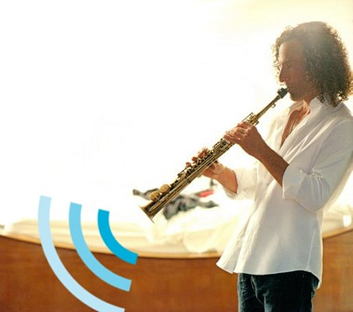 Kenny G thinks reports of the internet's death are greatly exaggerated
