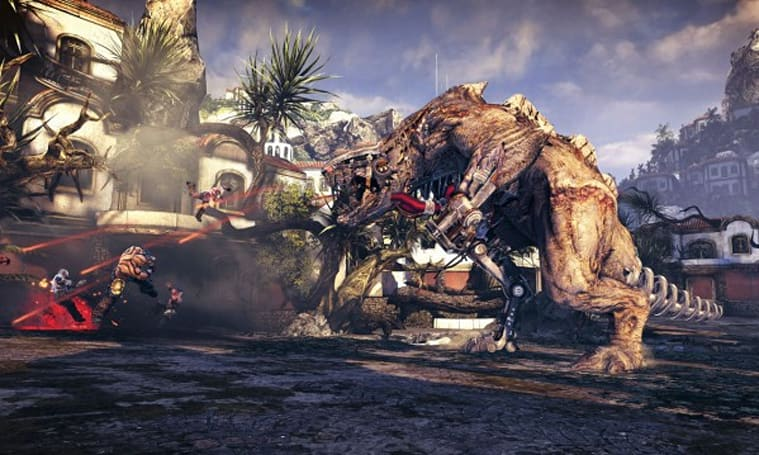 Bulletstorm disappears from Steam