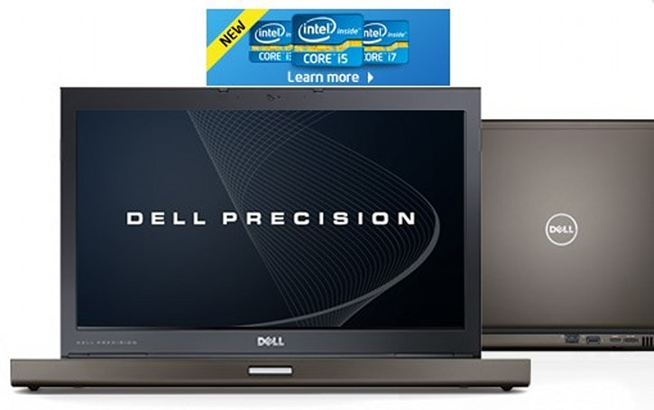 Dell's 17-inch Precision M6600 workstation laptop goes on sale early in the UK (update: US too)
