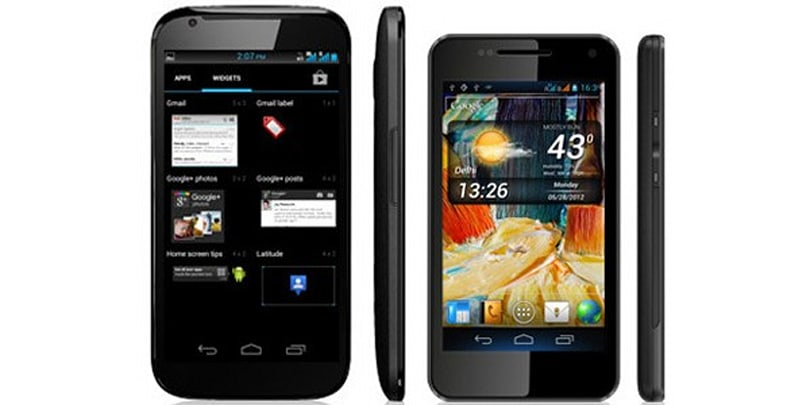 Micromax intros supersize-on-a-budget Superfone Canvas A100, more moderate Pixel A90