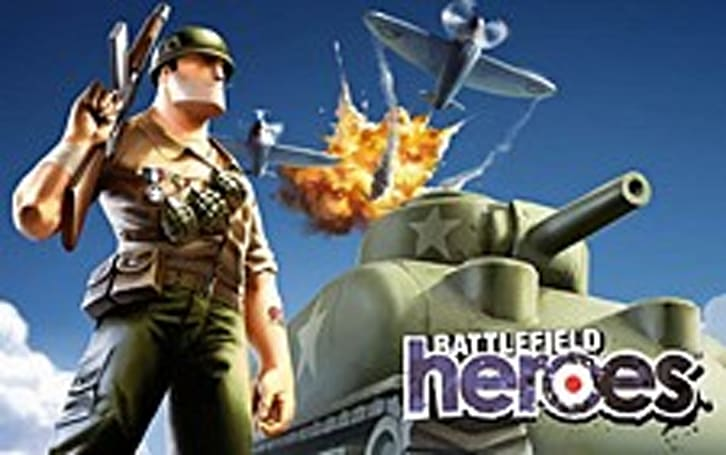 New Battlefield Heroes trailer hits the beach