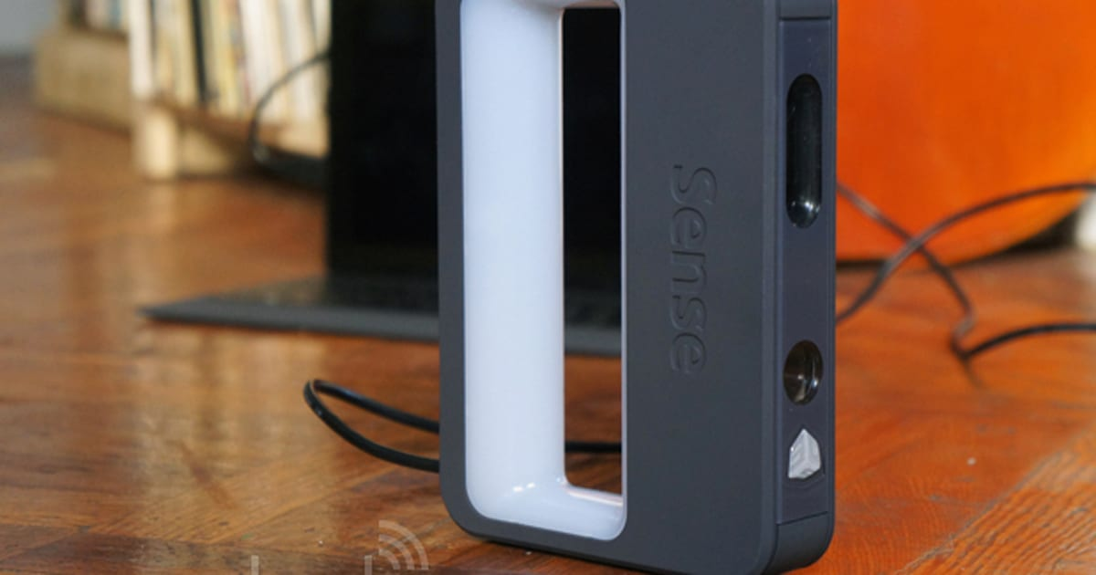 3d Systems Sense Review A 3d Scanner For The Masses Almost