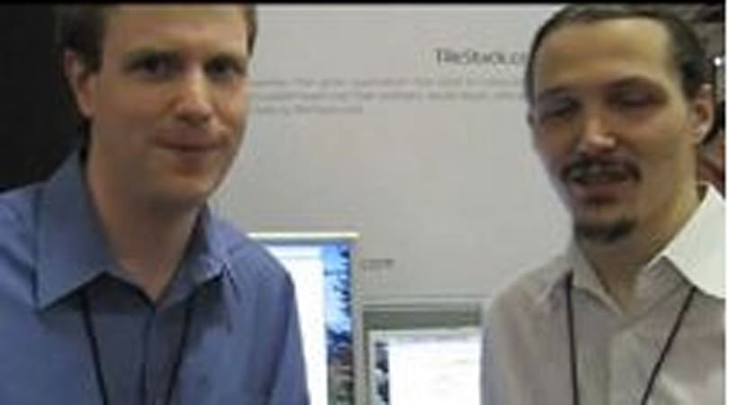 Show floor video: Tilestack aims to bring HyperCard stacks into the future