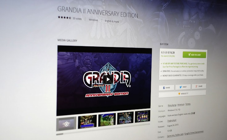 GOG Galaxy lets you roll back broken or unwanted updates