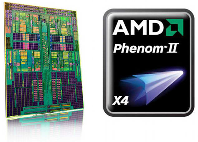 AMD Phenom II processor gets outed, might even be released
