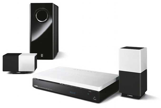 "Yamaha's DVX-700 2.1 HTIB promises ""fully convincing surround sound"""