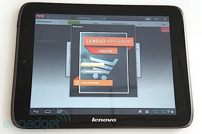 Lenovo IdeaTab S2109 review: a budget-priced ICS slate with a few too many quirks