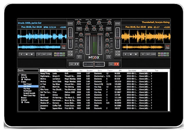 Indamixx 2 music tablet now on sale: $699 for beta hardware