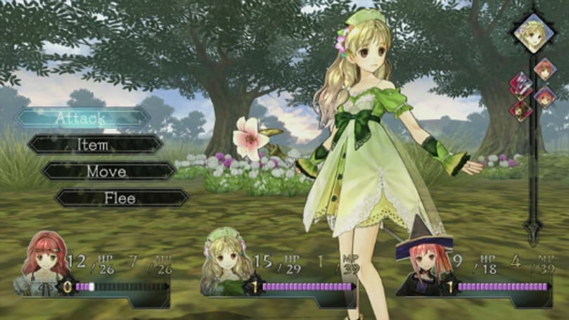 Alchemy RPG Atelier Ayesha Plus heads to Vita in March for Japan