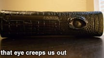 Creepy Xbox 360 alligator skin creeps us out