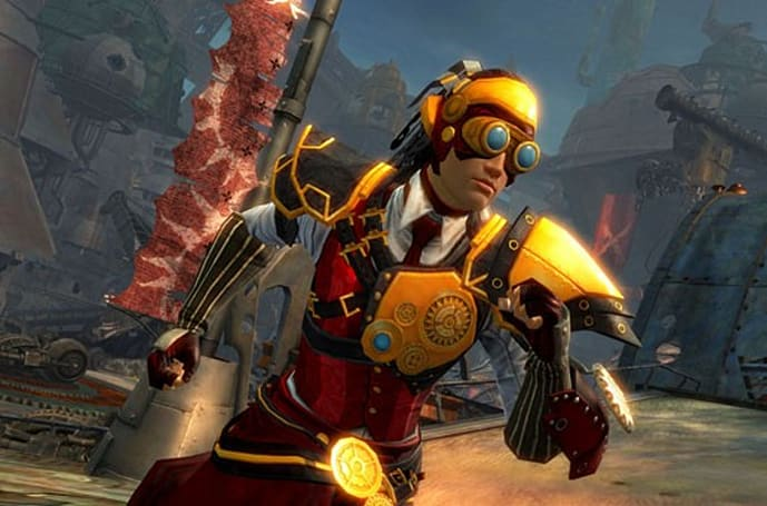 Flameseeker Chronicles: The history of weapon and armor skins in Guild Wars 2