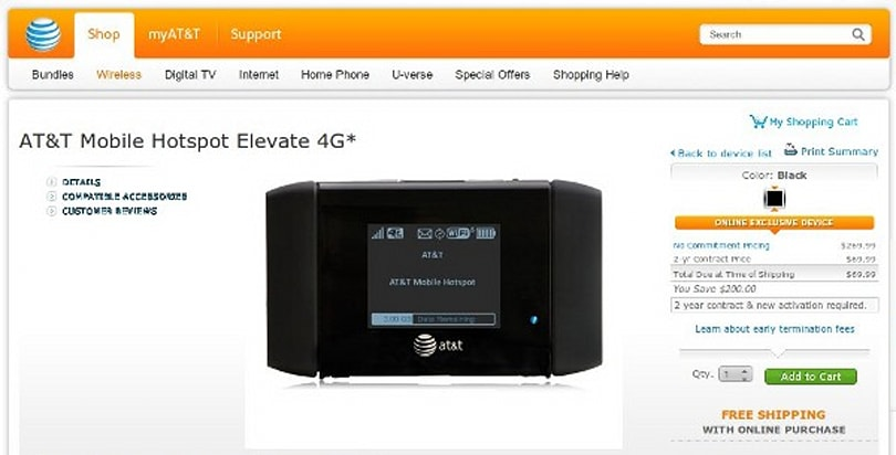 Momentum and Elevate 4G on sale now, pushes AT&T closer to the LTE era