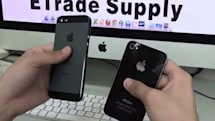 Rumored next-generation iPhone casing gets handled, compared to predecessor (video)