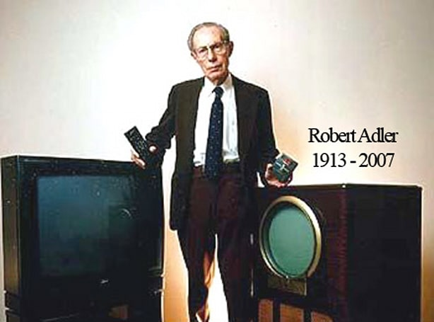 Robert Adler, co-inventor of the TV remote, passes away