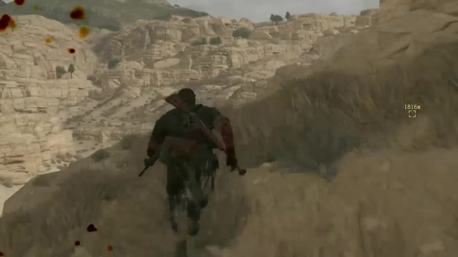 Playdate: We're Getting Weird with 'Metal Gear Solid V'
