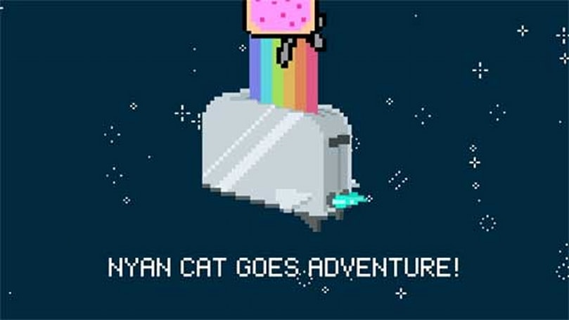 Xbox Live Indie Gems: Nyan Cat Adventure