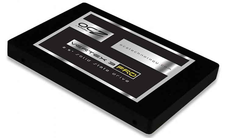OCZ Vertex 3 Pro hits the test bench, sets the new single-drive speed benchmark at 550MBps