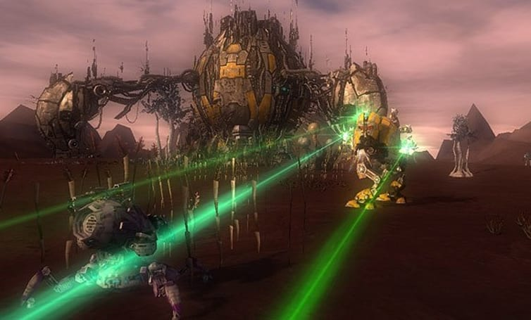 The Daily Grind: Feeling jaded on MMOs?