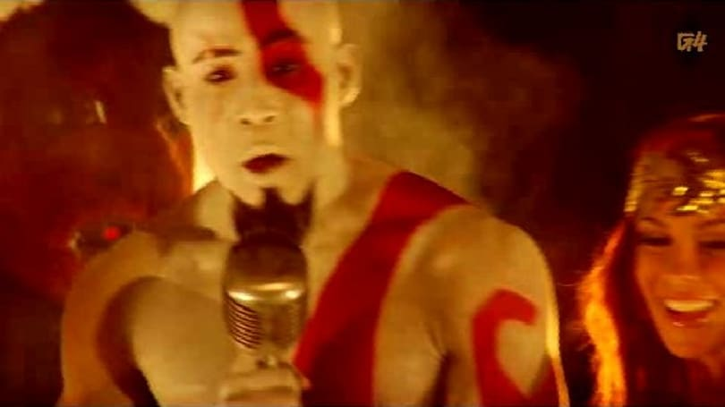 Kratos offers some 'Sex Therapy' in X-Play music video