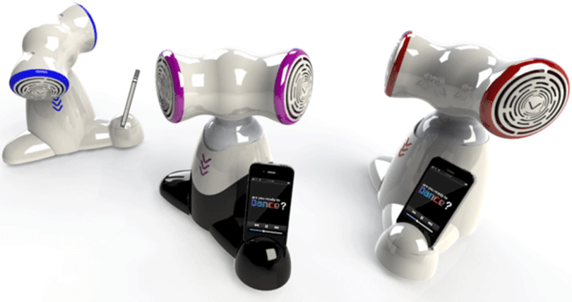 Insert Coin: Shimi iPhone robot is ready to dance its way out of the lab, into your heart