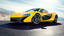 Making 'the best driver's car in the world': A closer look at McLaren's P1 hypercar