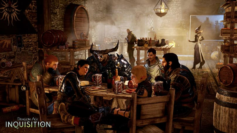 Grab a pint with free Dragon Age: Inquisition tavern songs