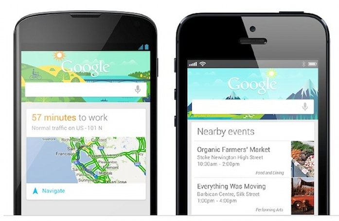 Google reportedly testing 'hyper-local' news card for Now