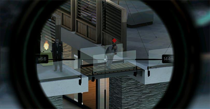 Hitman: Sniper evolves the downloadable pre-order bonus for mobile